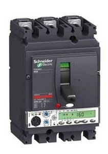 Schneider Lv429800 4 Pole Molded Case Circuit Breaker Mccb (Rated Current 100 A)