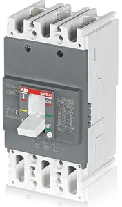Abb 1sda068768r1 3 Pole Molded Case Circuit Breaker Mccb (Rated Current 63 A)