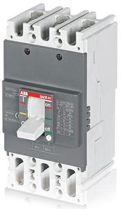 Abb 1sda066731r1 3 Pole Molded Case Circuit Breaker Mccb (Rated Current 100 A)