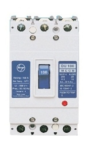 L&T Cm90631oopo 3 Pole Molded Case Circuit Breaker Mccb (Rated Current 200-250 A)