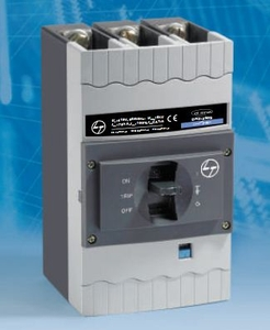 L&T Rated Curent 250a D Sine Mccb (Rated Operating 415v, Pole 3, Breaking Capacity 35kw)