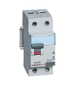 Legrand Ee03873 40 A 2 Pole 100 Ma Residual Current Circuit Breaker