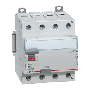 Legrand Residual Current Circuit Breakers
