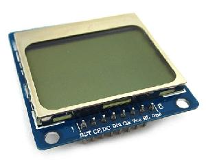 Techtonics Nokia 5110 Lcd Module For Projects And Arduino Tech2023