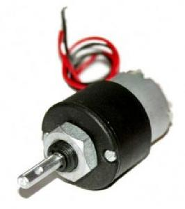 Generic Dc Geared Motor - Helical Gear 200rpm - Dcgmhg200rpm