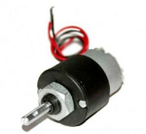 Generic Dc Geared Motor - Helical Gear 3.5rpm - Dcgmhg3.5rpm