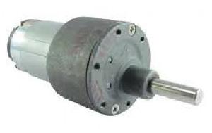 Generic Johnson Geared Motor - 10rpm - Jgm10rpm