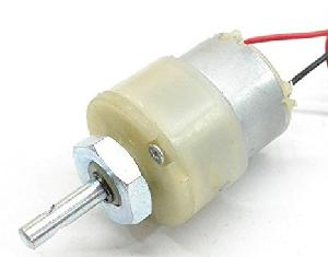 Techtonics 12v Dc 1000 Rpm Gear Motor For Robotics Tech3259