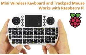 82df383bfab Buy Robomart Mini Wireless Keyboard Touchpad Mouse RM1342 Online in ...
