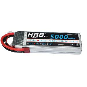 Hrb Battery 135(L)X42(W)X34(H)Mm 5500mah 11.1v