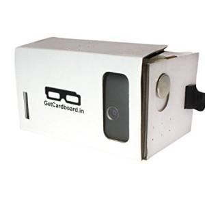 Getcardboard Google Cardboard Inspired Virtual Reality Kit Gc-0002