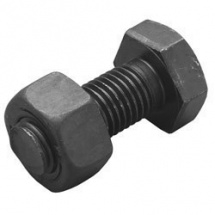 Relfa Hex Head Bolt (Dia 3/8 - Length 2 1/4 Inch)