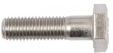 Sai Stainless Steel Hex Bolts (Dia 1/4 Mm - Length 1 Mm)