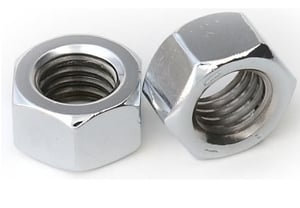Agarwal Fastners Hex Nut Stainless Steel A4-316 M2