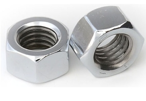 Agarwal Fastners Hex Nut Stainless Steel A2-304 5/8 Inch