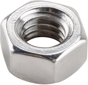 Agarwal Fastners Hex Nut Stainless Steel A4-316 3/4 Inch