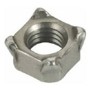 Tvs M5x0.8 Cold Forged Precision Square Weld Nut