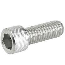 Ib Basics Ss Allen Cap Screw Grade A2-304q Dia.8 Mm Length 20 Mm