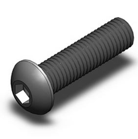 Lps Fasteners Socket Button Head Screw (Dia M3 Mm, Length 6.00 Mm)