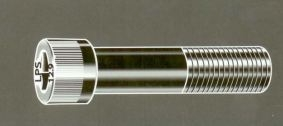 Lps Fasteners Socket Head Cap Screw (Dia M3 Mm Length 35.00 Mm) Metric