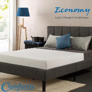 Comforto Economy Light Weight Mattress ( 72 X 72 X 5 Inch )
