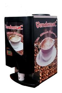 Vedomac 4 Options Coffee Machine