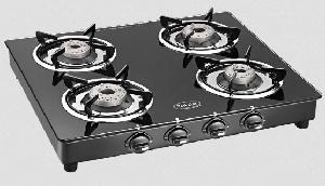 Padmini Essentia 4 Burner Gas Cooktop - Cs-4gt Prima Auto