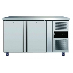 Elan Pro Egn 2100f Under Counter Frost Free Series Without Gn Pans Two Door Freezer (265 Litre)