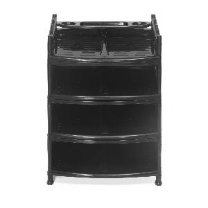 21df494eb05 Buy Nilkamal Shoe Rack 14 Storage Cabinet (Black) Online in India at Best  Prices