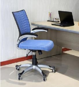 Parin Pc 924 Monte Ergonomic Chair Blue