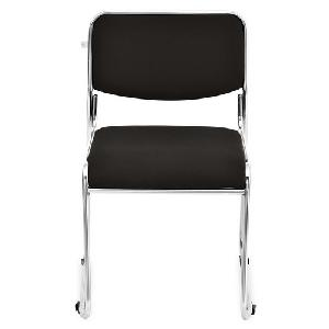 eff649ec7 Buy Nilkamal Contract 01 Without Arm Fabric Chair FLOCCONT01MCHRBLK Online  in India at Best Prices