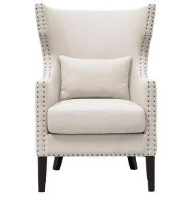 Furniturestyle Classic White - Wing Chair Fs Tp Wch 002