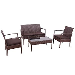 Buy Standard Rattan Patio Furniture Online In India At Best Prices