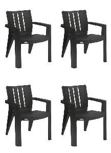 Supreme Kent Black With Arm Heavy Duty Chair