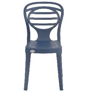 Prime Supreme Oak Navy Blue Color Monoblock Chair Download Free Architecture Designs Scobabritishbridgeorg