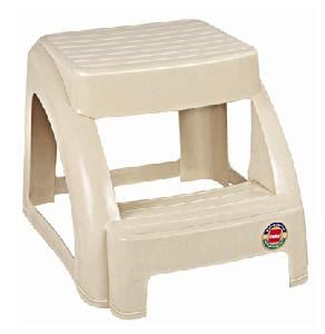 Cello Steppy Stool (Cream)