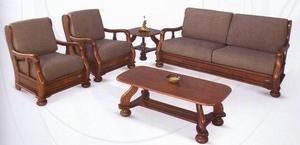 Buy Nilkamal Wooden Melbourne Sofa Set Online In India At Best Prices