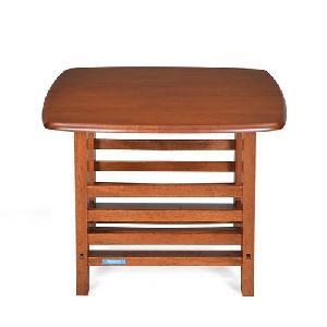 Nilkamal Legacy Corner Table FLLEGACYCRTBLDOK