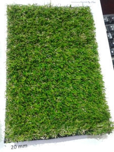 Vitofloor 200 Stitches/M Fun Grass 3/8 Inch Fun Grass - (Area 10m X 2m) (Size 20 Mm)