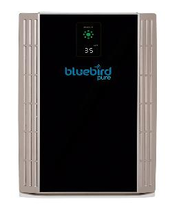 Bluebird Air Purifier 220vac White And Black Naturo2 Commercial