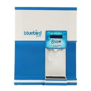 Bluebird Water Purifier 8 Ltr White Blue Ice Crystal