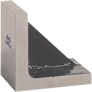 Apex 752-4 Plain Angle Plates Precision Ground (100x100x100 Mm)