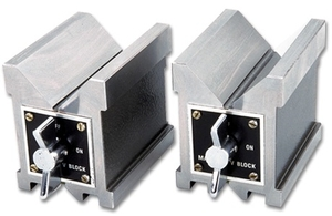 Nicon N-307 Magnetic V-Block Hardened Pair (80x65x60 Mm)