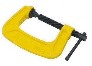 Stanley C Clamp 100 Mm 0-83-034