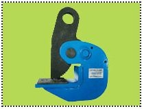 Kepro Cvc 5 Horizontal Lifting Clamp (Capacity 5 Tonne, Jaw Opening Size 0-50 Mm)
