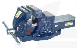 Apex 741 Mechanic's Bench Vice ( Fixed Base ) (Jaw Width 80 Mm , Weight 6 Kg)
