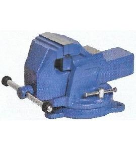 Oaykay 5 Inch Swivel Base Heavy Duty Sg Iron Bench Vice Ok-1103