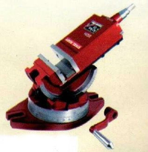 Aries 502 S Tilting & Swiveling Machine Vice (Size 6 Inch)