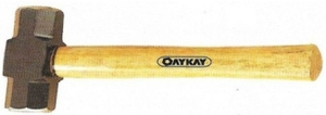 Oaykay Ok-2535 Weight 10 Kg Sledge Hammer With Wooden Handle