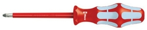 Wera Werk 5022734001 Insulated Screwdriver (Blade Length - 100mm)